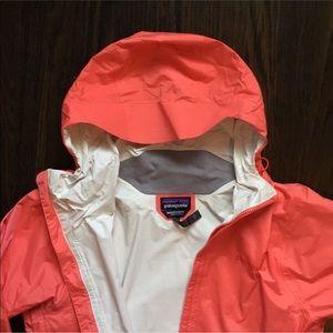 Patagonia Jackets & Coats - Patagonia Torrentshell Jacket Coral Pink Women's